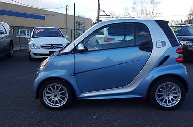 Smart Fortwo Electric coupe 2013