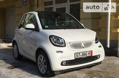 Smart Fortwo INDIVIDUAL AUTOMAT 2016