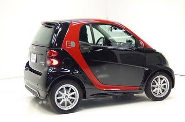 Smart Fortwo smart ForTwo Electri 2015