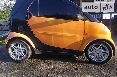 Smart Fortwo Pulse 1999