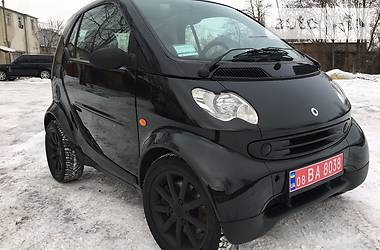 Smart Fortwo CDI Grandstyle 2006