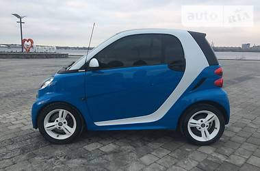 Smart Fortwo Ice Shine 2012