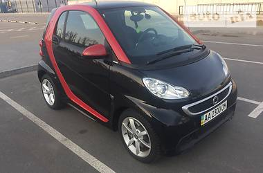 Smart Fortwo pulse 2013