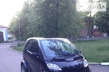 Smart Fortwo 0.6 2000