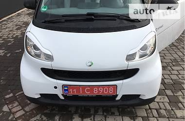 Smart Fortwo Eco 2010
