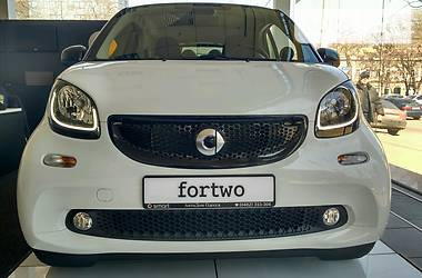Smart Fortwo 453 2016