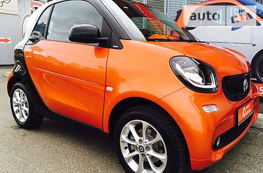 Smart Fortwo 453 PASSION 2015
