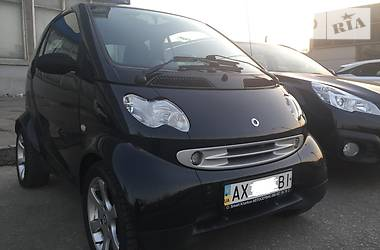 Smart Fortwo Passion +PANORAMA 2006