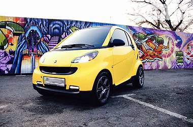 Smart Fortwo Micro Hybrid 2010
