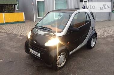 Smart Fortwo ideal 1999