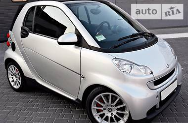 Smart Fortwo 451Passion 2007