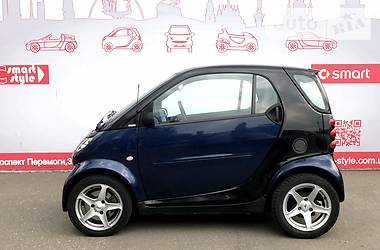 Smart Fortwo Pulse Panorama+AC 2003