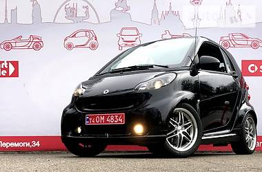 Smart Fortwo Powered by Brabus 2011