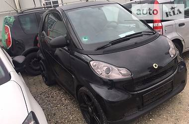 Smart Fortwo Micro Hybrid Drive 2011