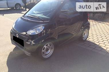 Smart Fortwo 1.0i coupe  2014