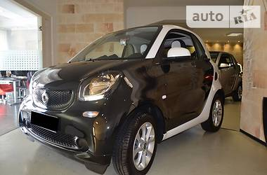 Smart Fortwo  1.0i coupe 2015