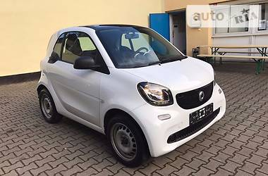 Smart Fortwo 1.0 2015