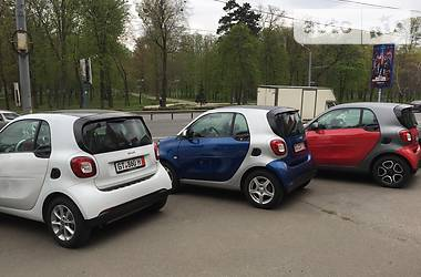 Smart Fortwo INDIVIDUAL  2016