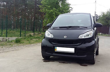Smart Fortwo 451 ECO MHD  2010
