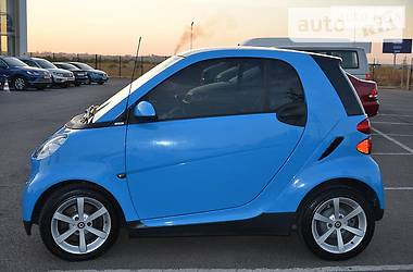 Smart Fortwo Pulse LimitedEdition 2009