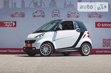 Smart Fortwo Passion Restyling  2013