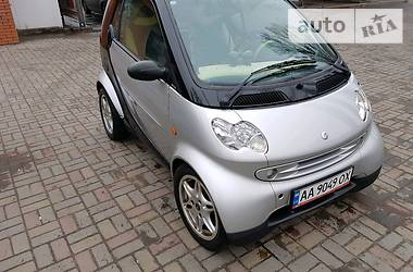 Smart Fortwo 0.7 2006