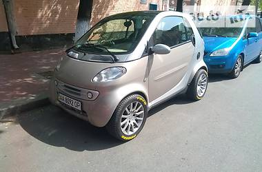 Smart Fortwo Creamstyle Edition 2002