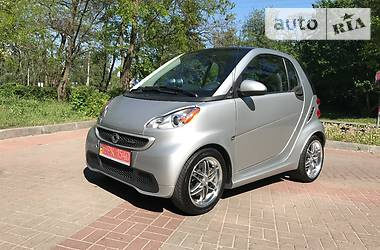 Smart Fortwo Brabus 2013