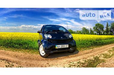 Smart Fortwo BLACK TOP 2005