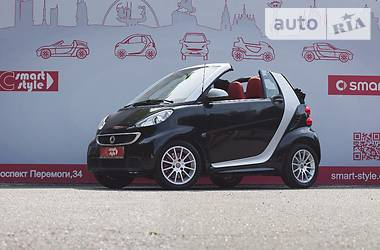 Smart Fortwo Cabrio Restyling Ful 2013