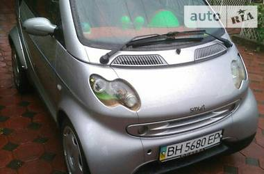 Smart Fortwo Passion 2003