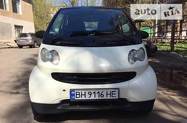Smart Fortwo Pure 2004