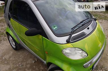 Smart Fortwo Passion 2000