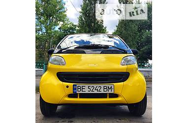 Smart Fortwo  2000