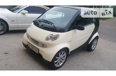 Smart Fortwo VIP 2003