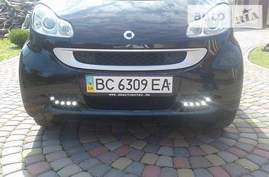 Smart Fortwo passion 52 kw 2012