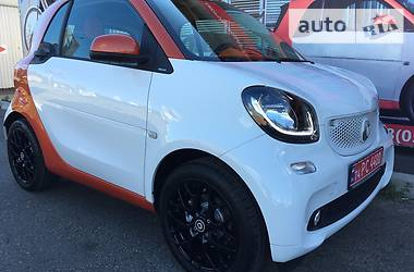 Smart Fortwo SPORT EDITION #1 2015