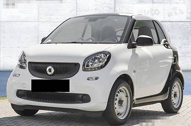 Smart Fortwo 1.0i coupe 2016