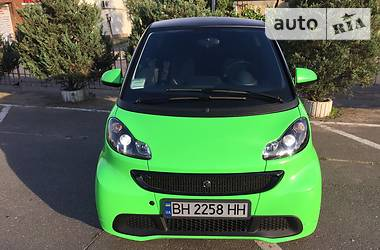 Smart Fortwo 451 MHD 2012