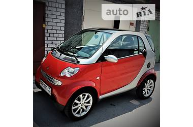 Smart Fortwo Coupe Passion 2006