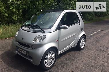 Smart Fortwo Sportstyle 2003