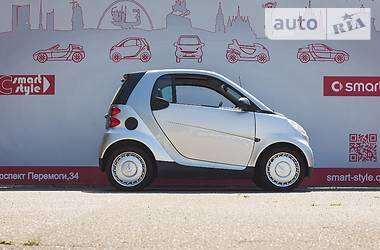 Smart Fortwo Passion Turbo 2007