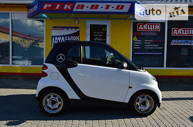 Smart Fortwo  1.0i coupe 2011
