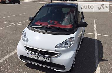 Smart Fortwo Passion MHD  2013