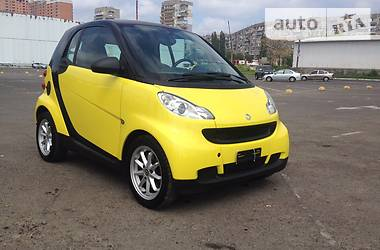 Smart Fortwo FORTWO COUPE MHD 2010