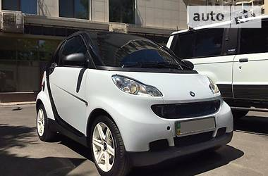 Smart Fortwo mhd 2010