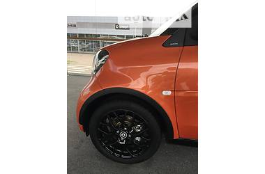 Smart Fortwo Coupe 66 kW 2016
