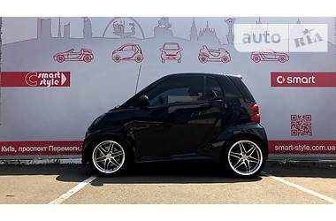Smart Fortwo Powered by Brabus  2013