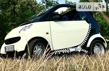 Smart Fortwo Cabrio 2000
