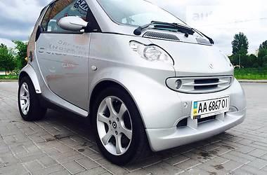 Smart Fortwo Cabrio brabus 2005